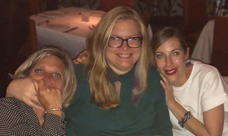 Janet, Andrea, Corinne