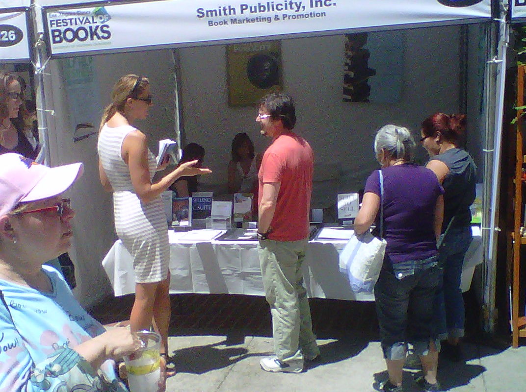 Los Angeles Times Festival of Books, 2011