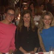 Marissa, Sarah G, and Sarah M.