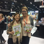 Teresa Power and Marissa Madill