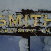 Smith Publicity, winter 2011