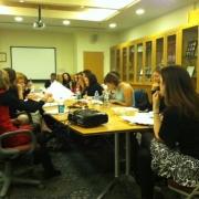 Smith Staff Meeting-2011