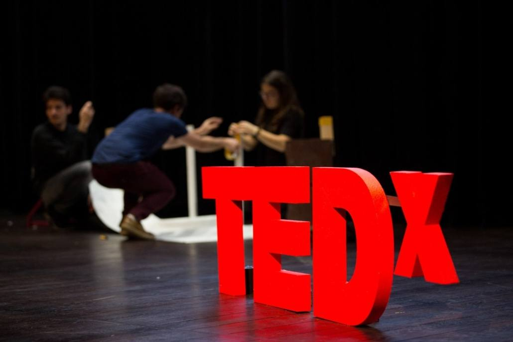 How authors can get a Tedx talk.