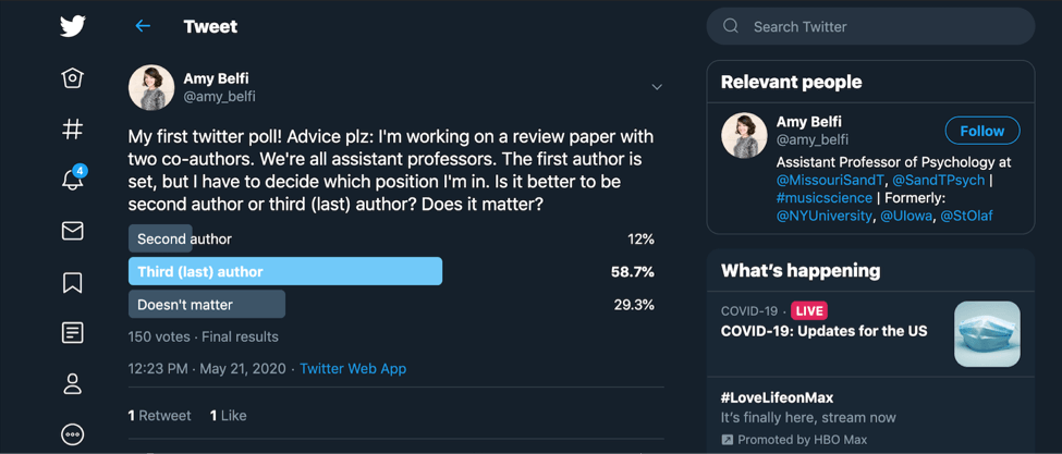 How authors use Twitter to connect with readers and other writers.