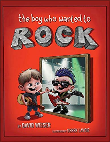 The Boy Who Wanted to Rock