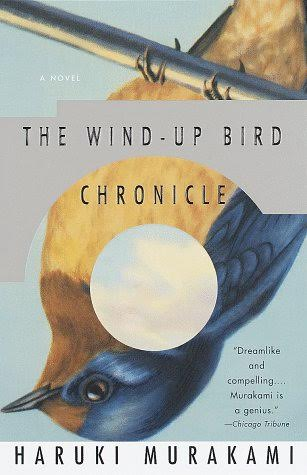 Cover -Windup Bird