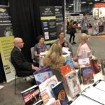 The Smith Publicity book at the BookExpo