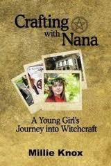 Crafting with Nana: A Young Girl's Journey into Witchcraft
