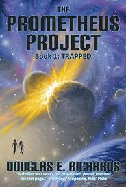 Prometheus Project series (science fiction for middle grade readers)