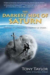 The Darkest Side of Saturn