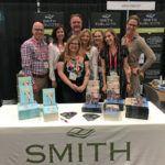 The Smith Publicity team at bookcon