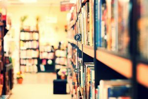 The inside of a local bookstore can be the starting place for an author's newly found fame and fortune.