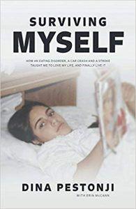 Surviving Myself, a self-help book by Dina Pestinji