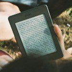 A kindle e-book. Merchandising ideas for authors to help promote their book sales.