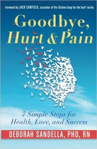 Goodbye Hurt & Pain: 7 Simple Steps to Health, Love and Success